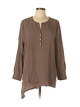Lulu-B Long Sleeve Blouse Size L
