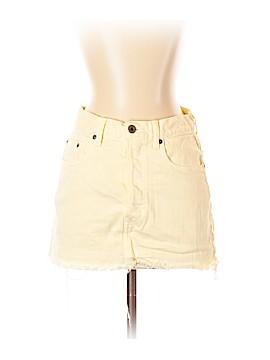 Chip & Pepper Denim Skirt Size 12