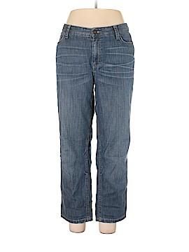 Eddie Bauer Jeans Size 16 (Tall)
