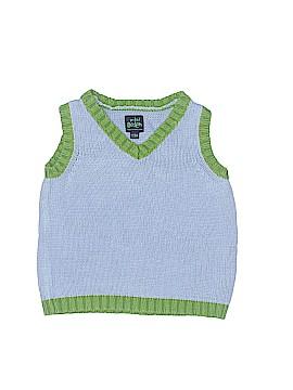 Mini Boden Sweater Vest Size 12-18 mo