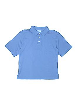 L.L.Bean Short Sleeve Polo Size 8