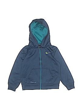 Nike Zip Up Hoodie Size 4T