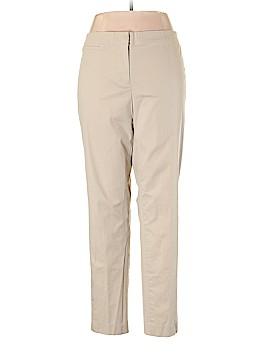 J.jill Khakis Size 16 (Tall)