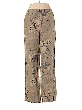 Chico's Design Linen Pants Size Lg (2)