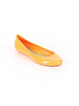 Oka B. Flats Size 8