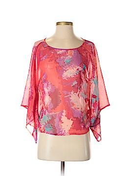 A.n.a. A New Approach Short Sleeve Button-Down Shirt Size S