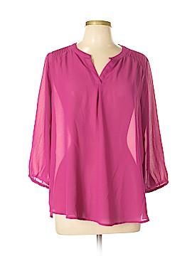 Crescent Long Sleeve Blouse Size XL