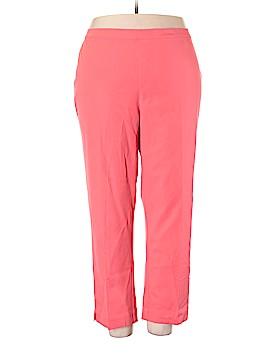 Isaac Mizrahi LIVE! Casual Pants Size 28 (Plus)
