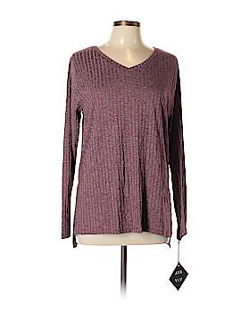 Ava & Viv Long Sleeve Top Size 0X (Plus)