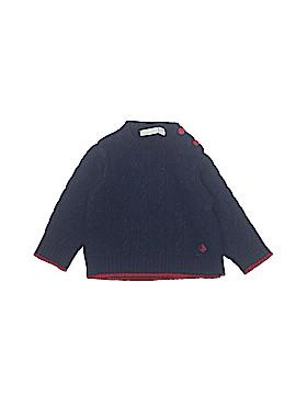 JoJo Maman Bebe Wool Pullover Sweater Size 6-12 mo