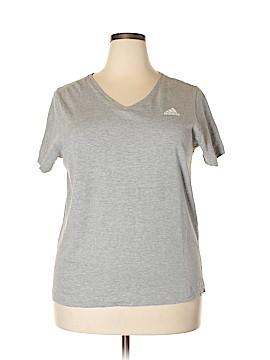Adidas Short Sleeve T-Shirt Size 1X (Plus)