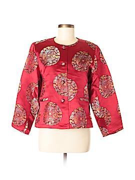 April Cornell Silk Blazer Size M