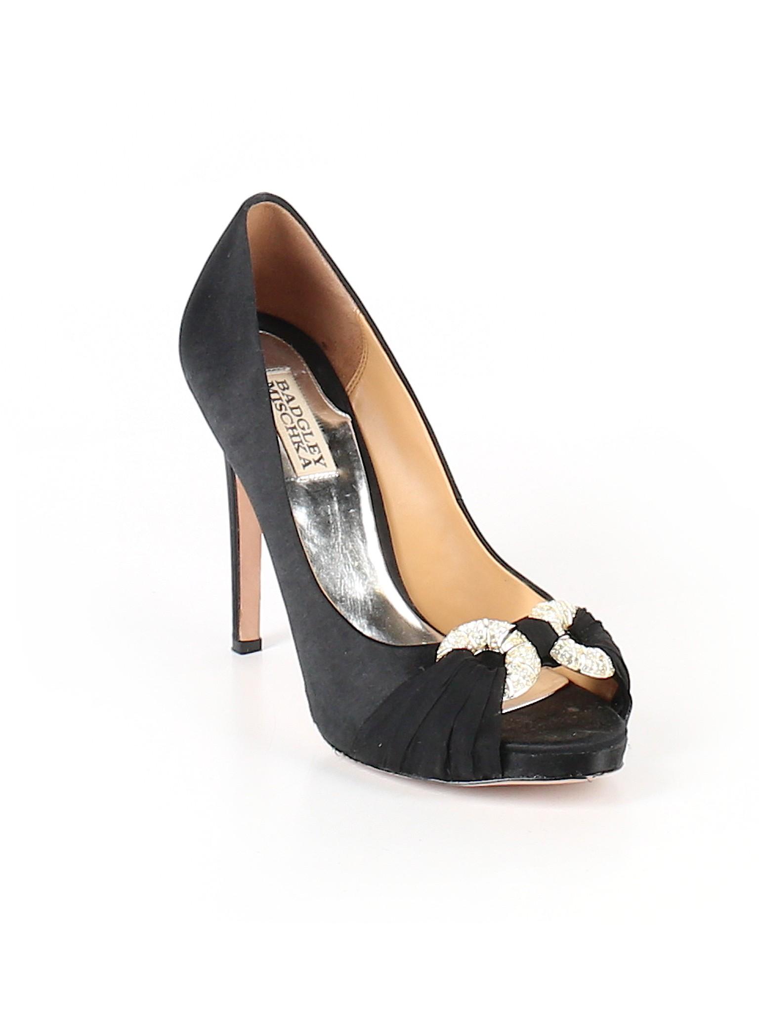 Boutique Boutique Mischka Badgley promotion Heels promotion 6xwvzY