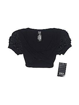 Bloch Short Sleeve Top Size 4