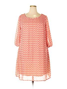 Ruby Rox Casual Dress Size 2X (Plus)