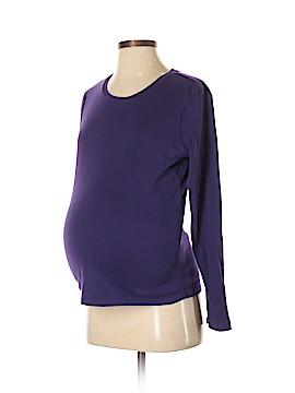 Motherwear Long Sleeve T-Shirt Size S (Maternity)