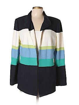St. John Wool Blazer Size 12
