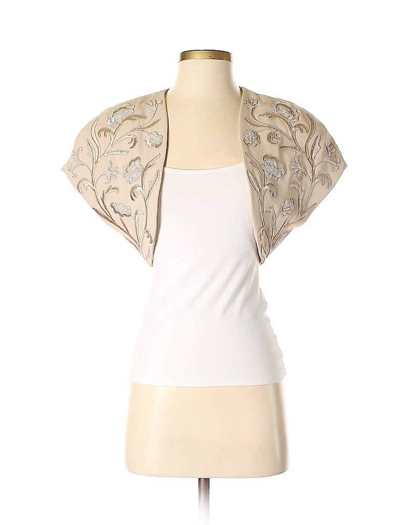 Carmen Marc Valvo Women Blazer Size 2