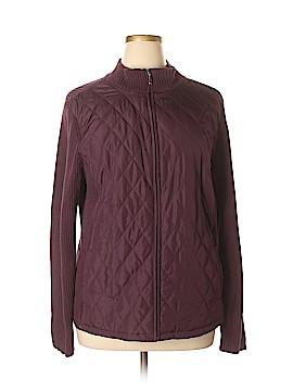 Croft & Barrow Jacket Size 1X (Plus)