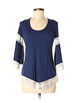 VAVA by Joy Han 3/4 Sleeve Top Size XS