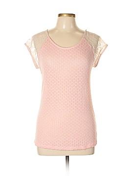 Dots Short Sleeve Top Size L