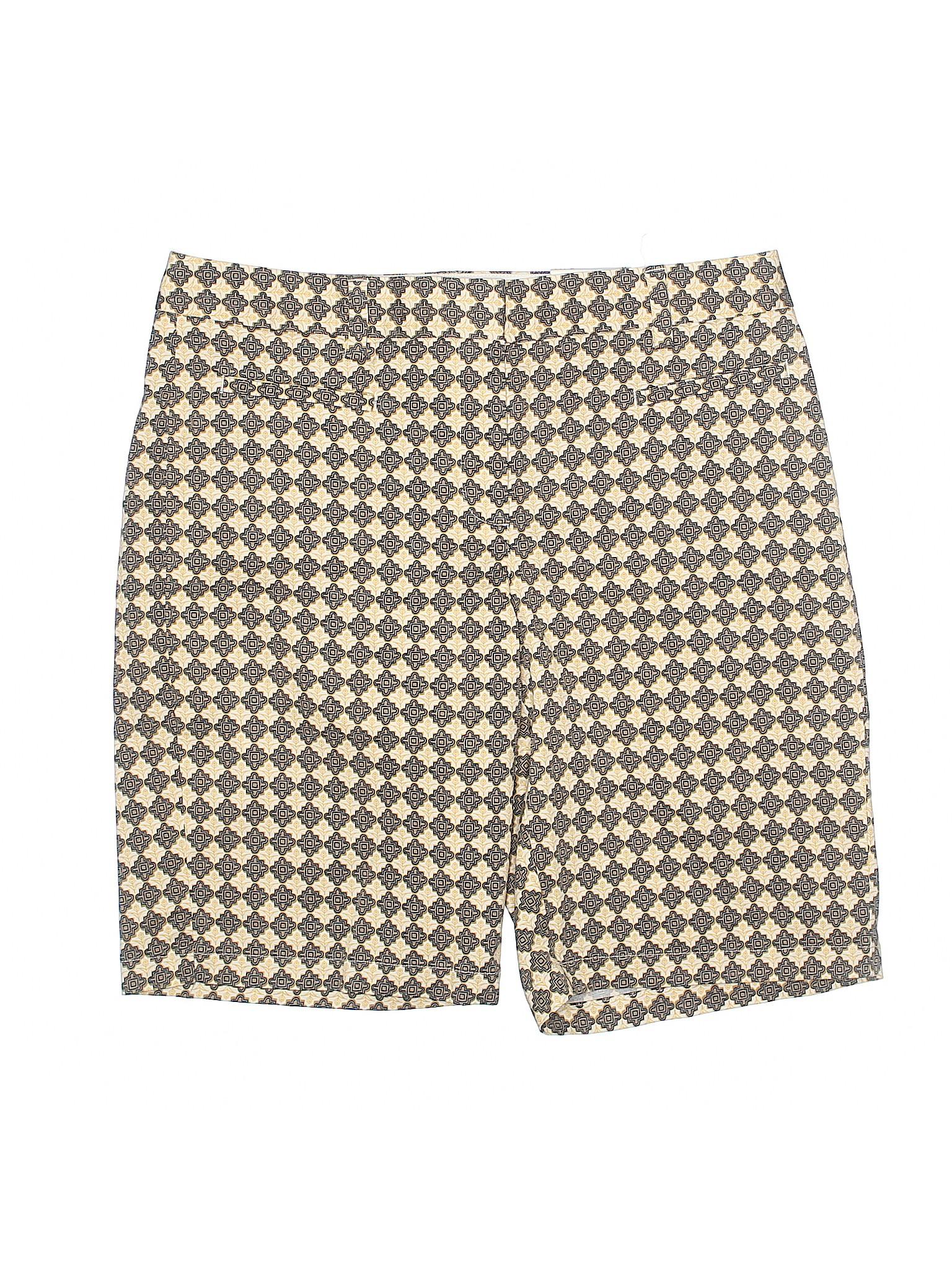 leisure Lands' Boutique End Shorts Khaki 6Oxpdwq