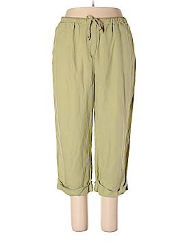 JM Collection Linen Pants Size 18 (Plus)