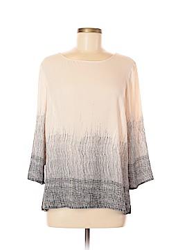 Rose & Olive 3/4 Sleeve Blouse Size M