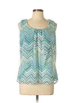 DressBarn Sleeveless Blouse Size L (Petite)