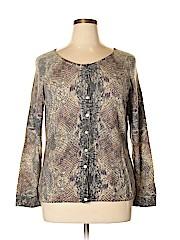 Escada Women Cashmere Cardigan Size 46 (EU)
