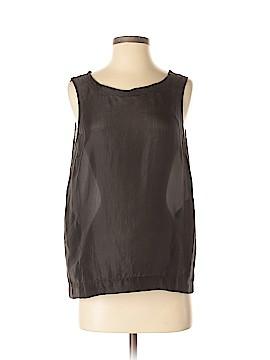 Donna Karan New York Sleeveless Silk Top Size 6