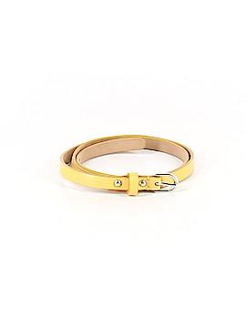Ann Taylor Leather Belt Size XS