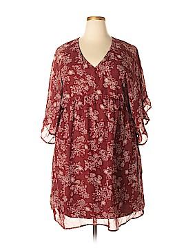 Rue21 Casual Dress Size 1X (Plus)