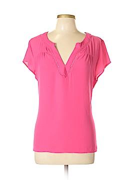 Sioni Short Sleeve Blouse Size XL