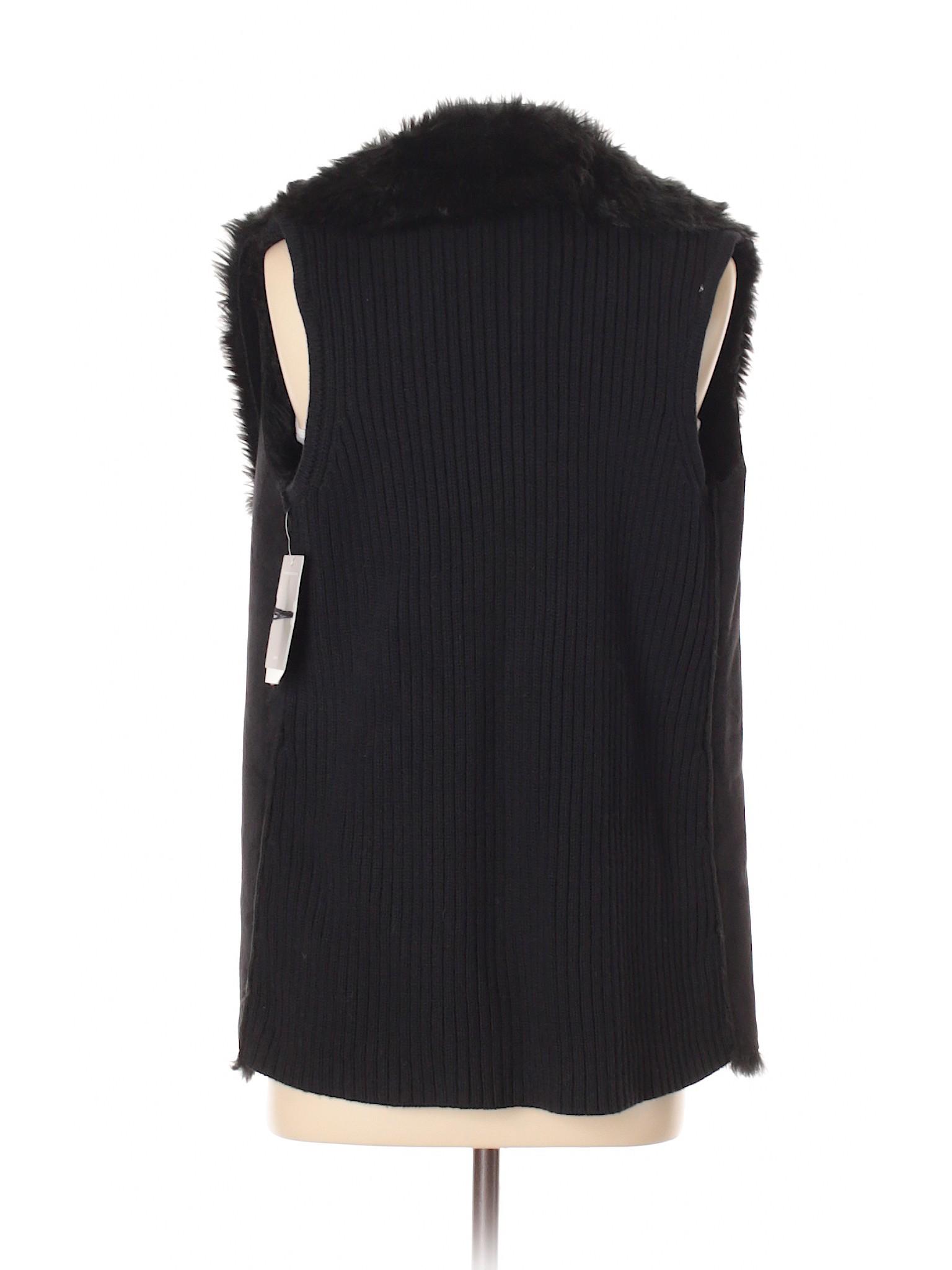 winter Vest Boutique Club Faux Charter Fur 7nnzxwqZF