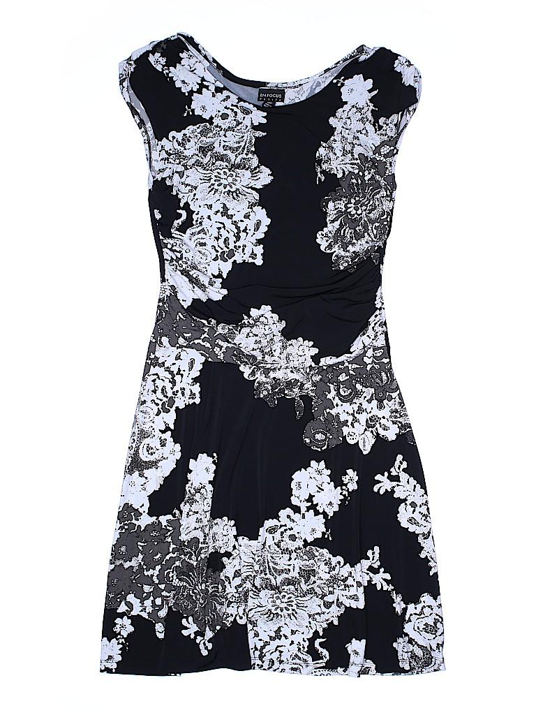 Enfocus Women Casual Dress Size 10 (Petite)