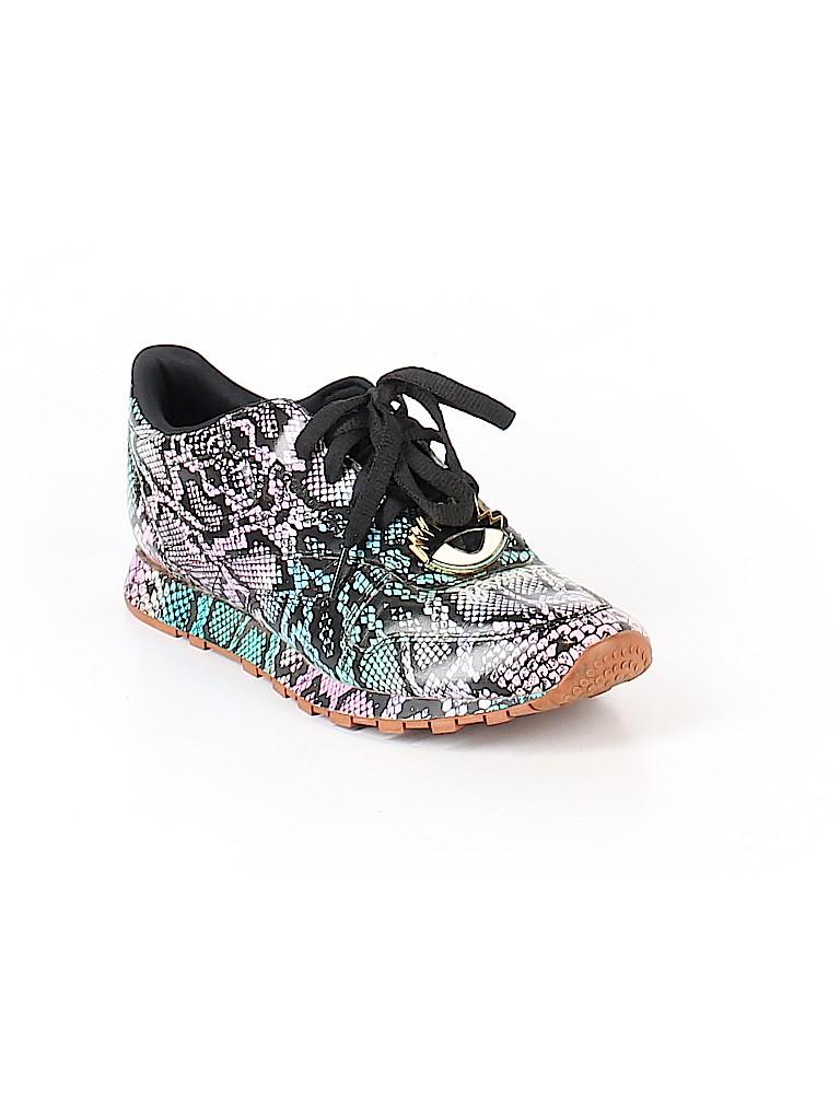 Reebok Animal Print Light Purple Sneakers Size 9 - 56% off  452043447