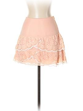 Arden B. Silk Skirt Size S