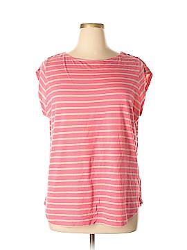 Liz Claiborne Short Sleeve T-Shirt Size 1X (Plus)