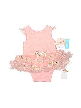 Baby Essentials Short Sleeve Onesie Size 3 mo