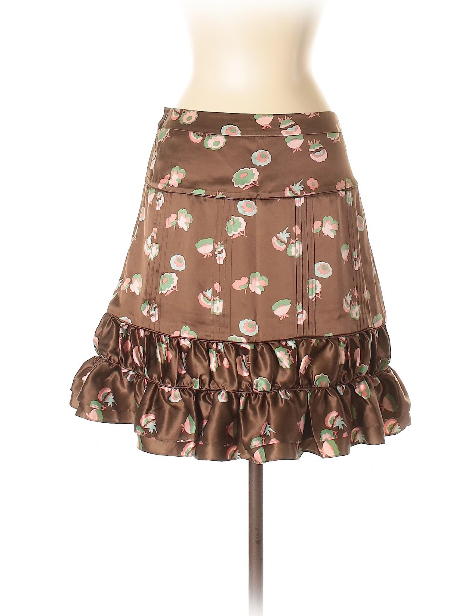 Skirt Boutique Silk Boutique Silk 6RqtWC