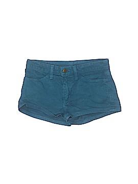 American Apparel Denim Shorts 25 Waist