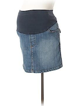 Motherhood Denim Skirt Size M (Maternity)