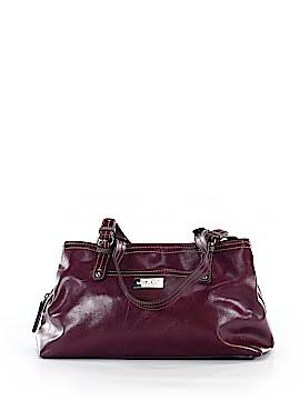 Nine & Co. Leather Shoulder Bag One Size