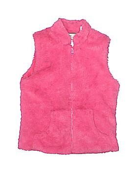 American Widgeon Faux Fur Vest Size 7