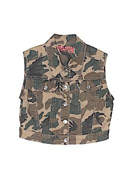 Crystal Vogue Vest Size 7