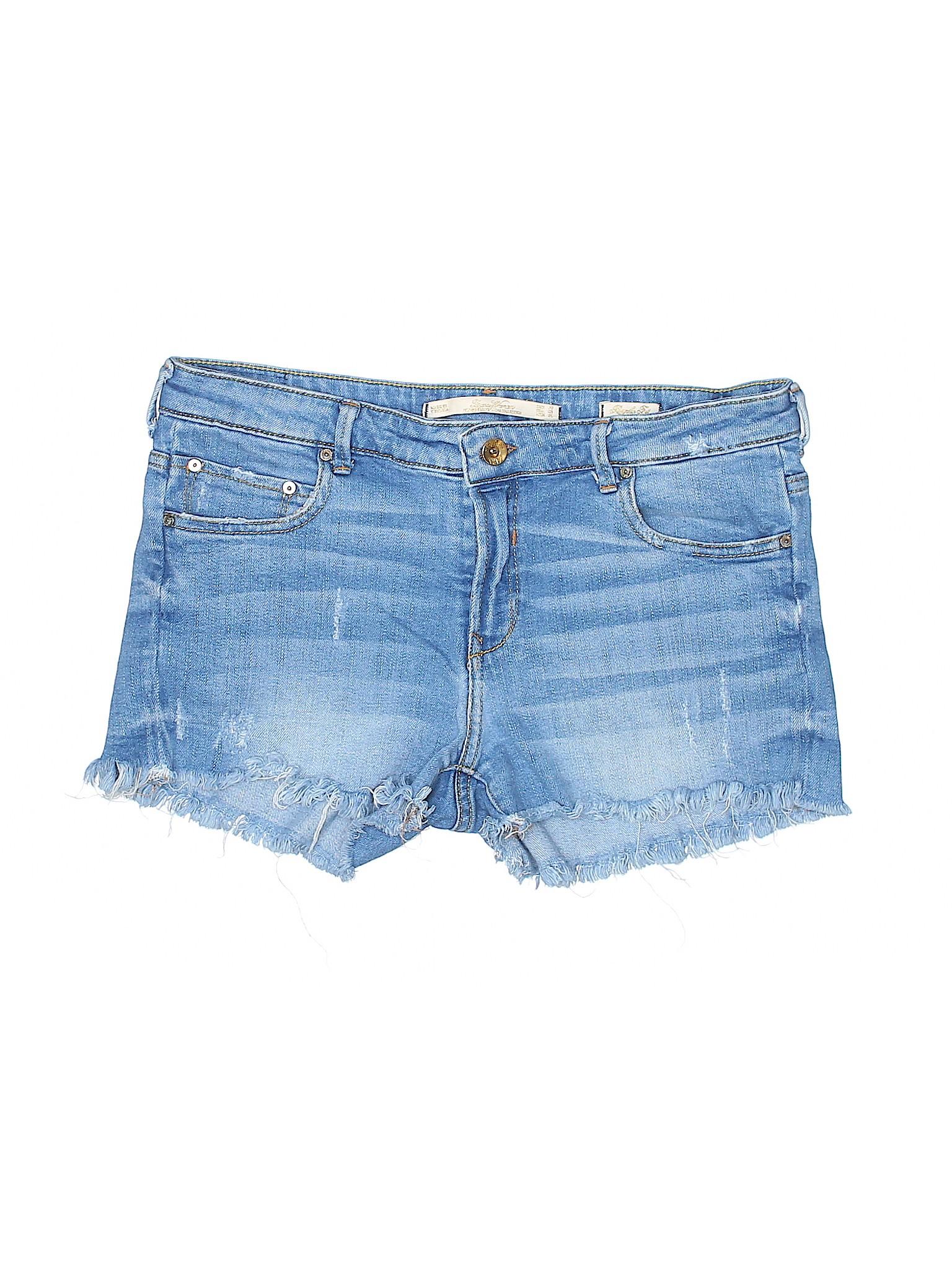 Denim winter Shorts Zara Leisure Zara Leisure winter qtOaXww