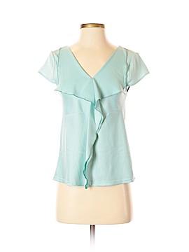 Meadow Rue Short Sleeve Blouse Size XS (Petite)