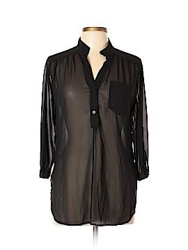 Heartbreaker 3/4 Sleeve Blouse Size L