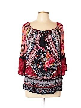 BILA 3/4 Sleeve Blouse Size XL